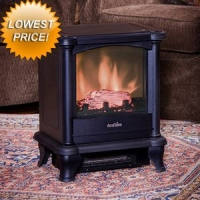 Duraflame 450 Black Freestanding Electric Stove - DFS-450