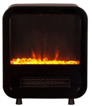 Fire Sense 61237 Skyline Electric Fireplace Stove, Black
