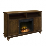 Pleasant Hearth 23-Inch Pearson Heritage Media Electric Fireplace