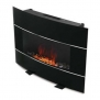 JARDEN #BEF6500-UM Black Bionaire Electric Fireplace Heater