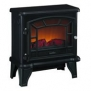 Duraflame Stove Heater, Black, DFS-550-21-BLK
