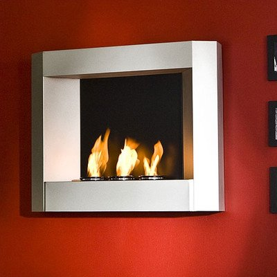 Bundle 41 Sevilla Wall Mounted Gel Fuel Fireplace Wildon Home Wildon Home